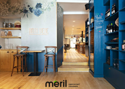 Agencement restaurant