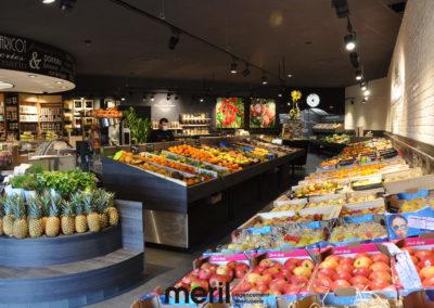 Agencement du magasin Cerise & Basilic à Morlaix (29)