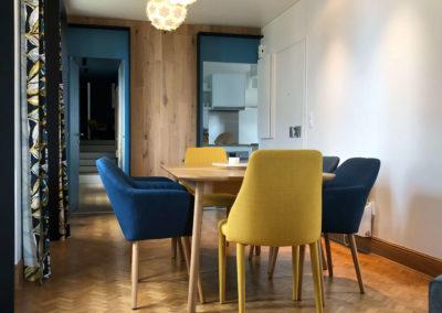 Rénovation d'un appartement à Saint-Malo (35)